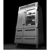 empresa de conserto de refrigerador sub-zero na Pompéia