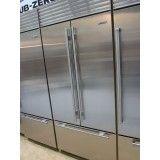 manutenção de refrigerador sub-zero